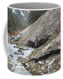 San Antonio Glacier Coffee Mug
