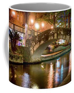 San Antonio River Walk V1 Coffee Mug