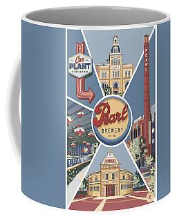 San Antonio's Pearl Coffee Mug