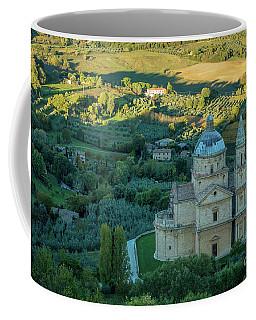 San Biagio Church Coffee Mug by Brian Jannsen