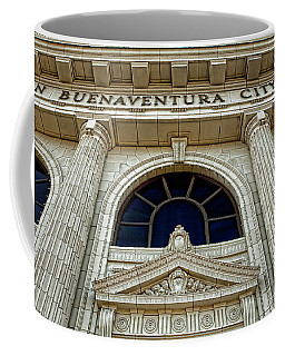 San Buenaventura City Hall Coffee Mug