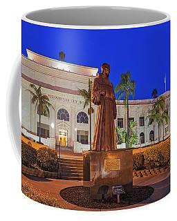 Coffee Mug featuring the photograph San Buenaventura City Hall by Susan Candelario