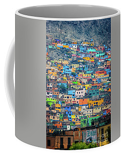 San Cristobal Coffee Mug