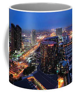 San Diego Bay Coffee Mug