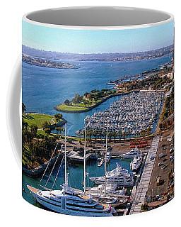 San Diego By Day Coffee Mug