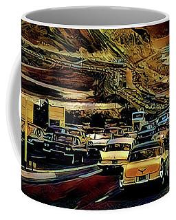 San Diego City Limits Coffee Mug