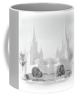 San Diego Lds Temple Coffee Mug