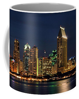 San Diego Night Coffee Mug