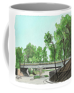San Diego Recruit Depot Welcome Coffee Mug