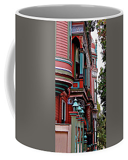 San Francisco Abstract Coffee Mug
