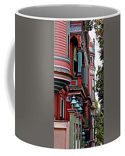 San Francisco Abstract Coffee Mug