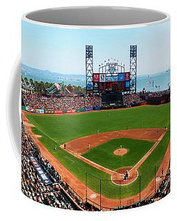 San Francisco Ballpark Coffee Mug