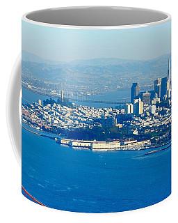 San Francisco By The Bay  Coffee Mug