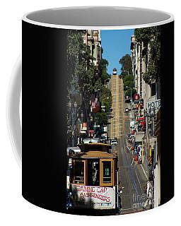 San Francisco Cable Cars Coffee Mug