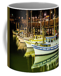 San Francisco Fisherman's Wharf Coffee Mug