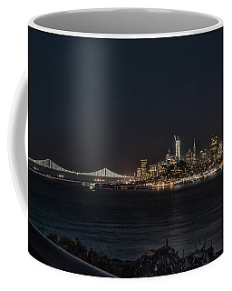 San Francisco Night Coffee Mug