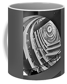 San Francisco - Nordstrom Department Store Architecture Coffee Mug
