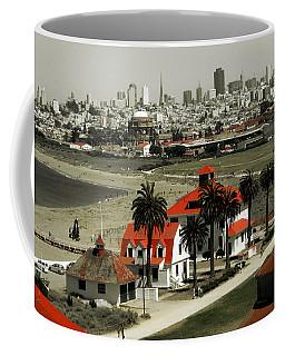 San Francisco Panorama 2015 Coffee Mug