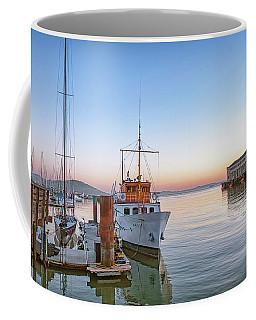 San Francisco - Pier 39 Coffee Mug
