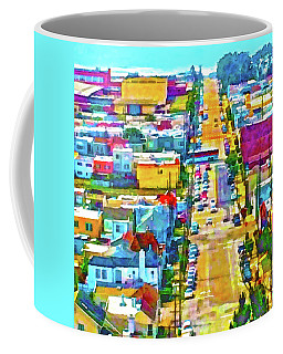 San Francisco Quintara View Coffee Mug