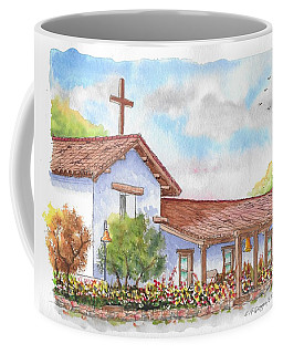 San Francisco Solano Mission, Sonoma, California Coffee Mug