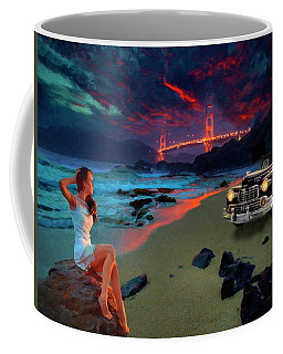 San Francisco Sunrise Coffee Mug