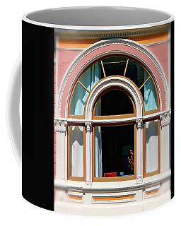 San Francisco Symetry Coffee Mug