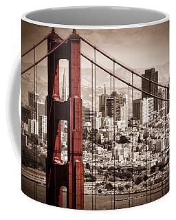 Golden Gate Bridge Coffee Mugs