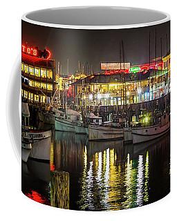 San Francisco's Fisherman's Wharf Coffee Mug