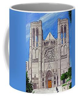 San Francisco's Grace Cathedral Coffee Mug