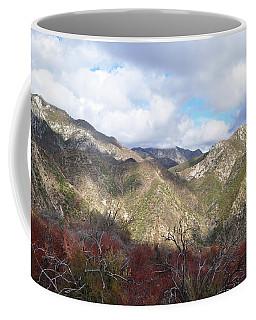 San Gabriel Mountains National Monument Coffee Mug by Kyle Hanson