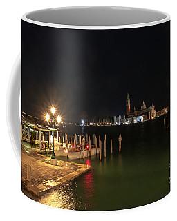 San Giorgio Maggiori At Night Coffee Mug