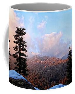 San Jacinto Mountains 2 - California Coffee Mug