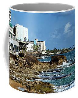 San Juan Bay In Puerto Rico Coffee Mug