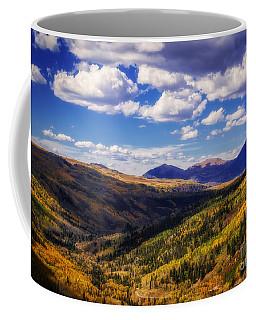 San Juan Colors Coffee Mug