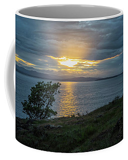 San Juan Island Sunset Coffee Mug