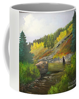 San Juan River Coffee Mug