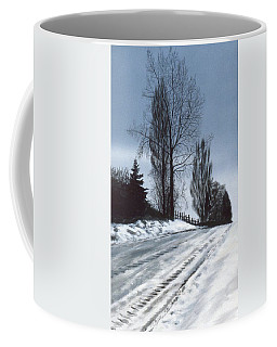 San Juan Snow Coffee Mug