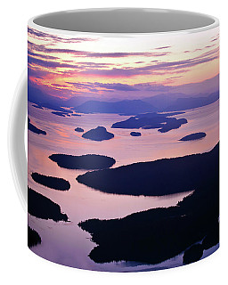 San Juans Tranquility Coffee Mug by Mike Reid