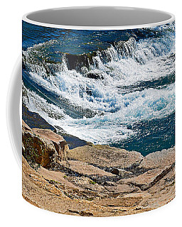 San Marcos River Waterfall  Coffee Mug