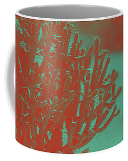 San Tan Heat Coffee Mug by Carolina Liechtenstein