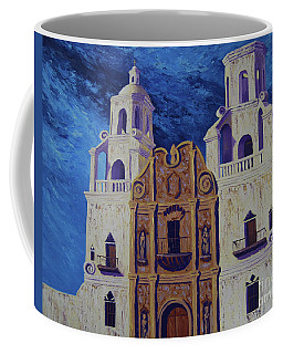 San Xavier Coffee Mug