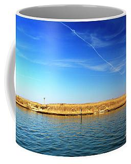 Sanctuary On Long Beach Island Coffee Mug