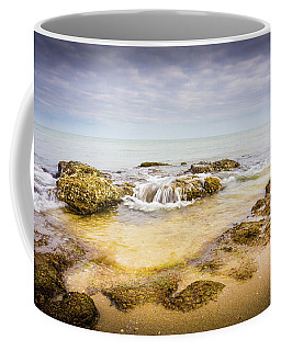 Sand And Rocks Coffee Mug