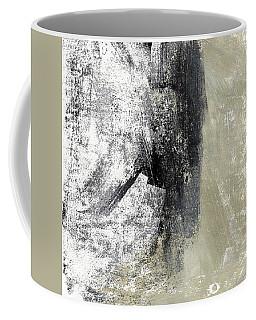 Sand And Steel- Abstract Art Coffee Mug