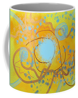 Sand And Water Coffee Mug