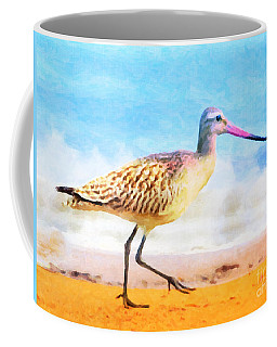 Sand Between My Toes ... Coffee Mug