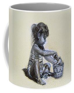Sand Castles Coffee Mug