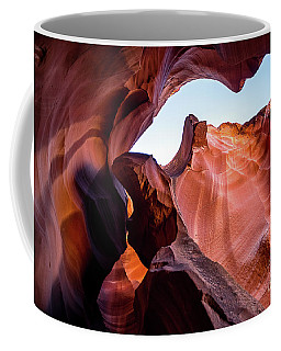 Sand Cathedral Coffee Mug