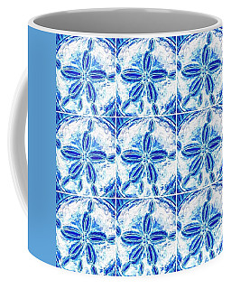 Sand Dollar Delight Pattern 3 Coffee Mug